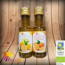 Lote de Aceites Eco Naranja y Limón