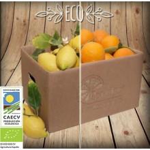 Naranjas Zumo Ecológicas 20Kg