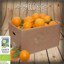 Naranja Ecológica 20 kg